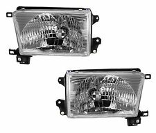 1996 - 2002 TOYOTA 4RUNNER HEADLIGHTS HEADLAMPS LIGHTS LAMPS PAIR