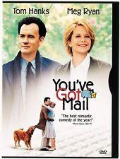 Youve Got Mail  DVD Tom Hanks, Meg Ryan, Greg Kinnear, Parker Posey, Jean Staple