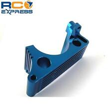 Hot Racing Traxxas Revo Blue aluminum engine mount w/heat sink RVO8006