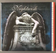 NIGHTWISH - ONCE - CD - BOX EDITION SPECIALE FRANCE - 2 BONUS TRACKS + CD SINGLE