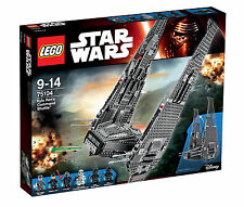 LEGO Star Wars Kylo Ren's Command Shuttle (75104) ~~~ Free Shipping 1005 pieces
