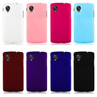 Hard PC Snap On Plastic Back Case Cover Shell for LG Google Nexus 5 Hotest!