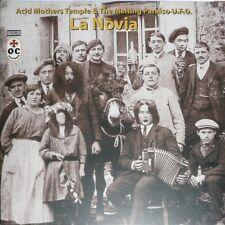 Acid Mothers Temple & The Melting Paraiso UFO - La Novia - Gold / Black Splatter