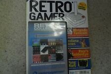 Retro Gamer magazine # 4 issue  + cover disc  Famicom, Pong, GoldenEye