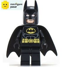 sh016a Lego Super Heroes 30160 76011 76013 70815 - Batman Minifigure Type 2 Cowl