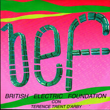 BRITISH ELECTRIC FOUNDATION CON TERENTE TRENT D´ARBY-IT´S ALL RIGHT MA, I´M ONLY