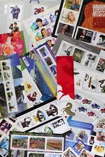 Lot #LT144K CANADA Postage Stamps, 2014 Complete Year set from Year Book Mint NH