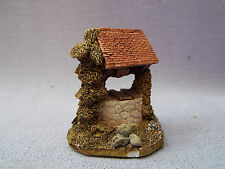 Vintage Lilliput Lane Cottages Wishing Well Collectors Club Membership LTD ED