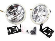 """UNIVERSAL FOG LIGHT CLEAR LAMP DLAA H3 12V 55W 4"""" STANDARD LIGHT"""