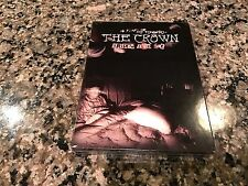 The Crown 14 Years Of No Tomorrow New Sealed 3-DVD Set! Metal Blade 2006