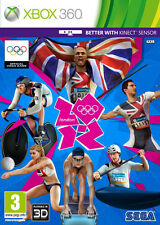 London 2012: The Official Video Game of the Olympics Xbox 360 *in Excellent Con*