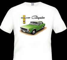 74'  75'  VALIANT  CHRYSLER  GC  GALANT 1600  SEDAN  QUALITY WHITE TSHIRT