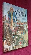 Vintage Hallmark Gulliver In Lilliput Pop Up Book