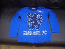 CHELSEA FC OFFICIAL PYJAMA TOP /  SHIRT  8-9 YRS