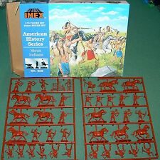 Imex Sioux Indians 1/72  MIB Native  American Warriors Chef's Special
