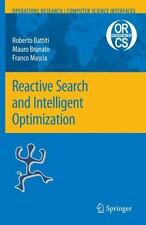 Operations Research/Computer Science Interfaces: Reactive Search and...