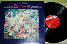 Ann Leaf, Gaylord Carter ‎- The Mighty Wurlitzer, vinyl, LP, US'77, vg++