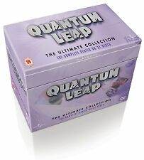 QUANTUM LEAP Complete Season Series 1 2 3 4 & 5 Collection Boxset NEW DVD R4