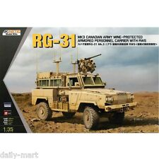 Kinetic 1/35 K61010 RG-31 Mk3 Canadian Army Mine-protected Armored Personnel