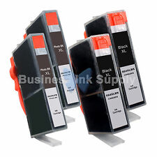 4 COMBO 564 564XL New Ink Cartridge for HP PhotoSmart 7510 7520 7525 C6350 B8550