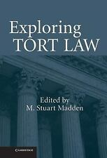 Exploring Tort Law-ExLibrary