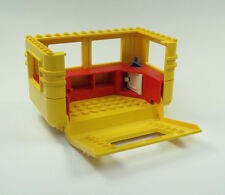 LEGO Caravan Trailer yellow red Spare