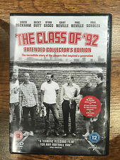 David Beckham CLASS OF '92 / 1992 Manchester United Documentary | Col Ed UK DVD