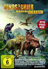 DVD * DINOSAURIER - IM REICH DER GIGANTEN # NEU OVP =