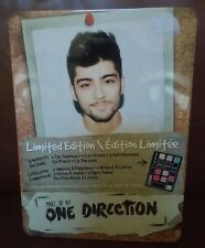 One Direction Makeup with Zayn Maliks' Picture