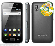 Samsung GALAXY Ace GT-S5830 - Onyx black (Unlocked) GRADE B Android Smartphone