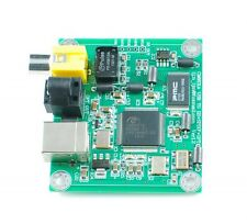 CM6631A USB 2.0 to SPDIF Coaxial Optical 24bit 192kHz Sound Card DAC Board