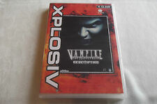 VAMPIRE THE MASQUERADE REDEMPTION PC-CD RPG FAST POST ( brand new & sealed )