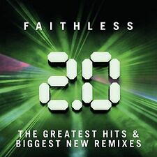 FAITHLESS - FAITHLESS 2.0 -  NEW SEALED - 2 X VINYL LP