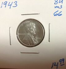 1943 1C Lincoln Cent