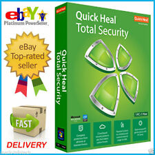 Quick Heal Total Security 2 USER (PC) 3 YEAR QuickHeal 2016 windows 10 Support