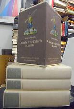 Cronache della Calabria in guerra. 3 voll. Mozzillo. ESI. 1972. MC8