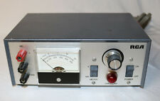 RCA VIZ WP-703A Constant Voltage DC Power Supply Untested
