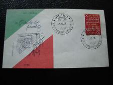 ITALIE - enveloppe 1er jour 1/12/1968 (cy29) italy