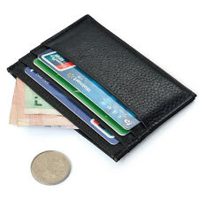 CARTERA TARJETA CREDITO BILLETERA SLIM CREDIT CARD HOLDER MINI WALLET