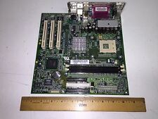 Dell 07W080 Bluford E139765 CN-07W080 Motherboard with I/O Plate TESTED!