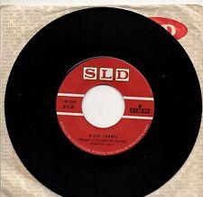 FAUSTO LEALI disco 45 giri MADE in LEBANON A chi 1967 STAMPA LIBANESE