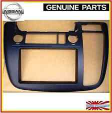 GENUINE ELGRAND E51 DOUBLE DIN FASCIA SURROUND GPS DVD STEREO 02~03 for NISSAN