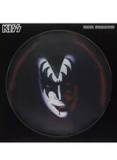 Kiss - Gene Simmons Album - Picture Disc Vinyl LP *NEW*