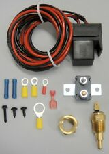 210 DEGREE FAN THERMOSTAT TEMPERATURE SWITCH RELAY KIT