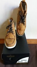 WOMEN'S SEBAGO ANGELIQUE TAN/WHEAT PRINT BOOTS