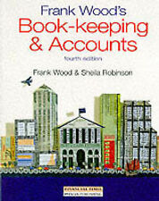 Frank Wood's Book Keeping and Accounts by Sheila Robinson