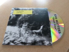 SYD MATTERS - GHOST DAYS !!!!!! RARE  CD PROMO FRANCE!!!!!!!!!!!!!