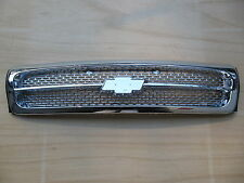 CHEVY IMPALA SS CAPRICE GRILLE FULLY CHROME GM1200450 1994-1996 Tiny imperfect