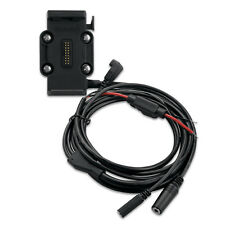 Garmin OEM Motorcycle Mount Kit w/ Power Cable for Zumo GPS 660 665 660LM 665LM