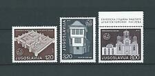 YOUGOSLAVIE - 1975 YT 1516 à 1518 - NEUFS** MNH LUXE